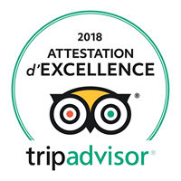 Attestation Excellence Tripadvisor