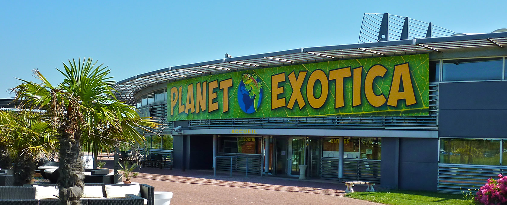 Infos pratiques Planet Exotica